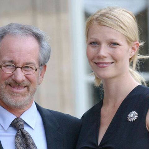 Steven Spielberg et Gwyneth Paltrow se prennent une prune!