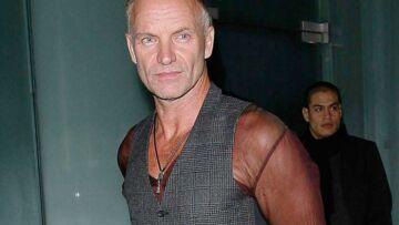 Sting: son fils veut être policier
