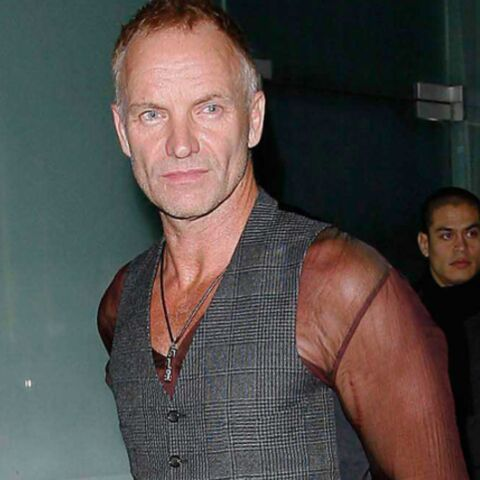 Sting chante pour le Tibet