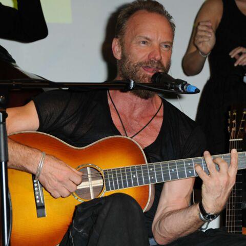 Sting, la voix des Indiens d'Amazonie