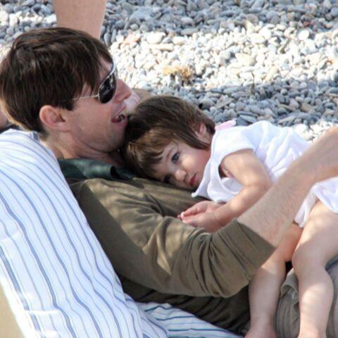 Tom Cruise et Katie Holmes 2/2