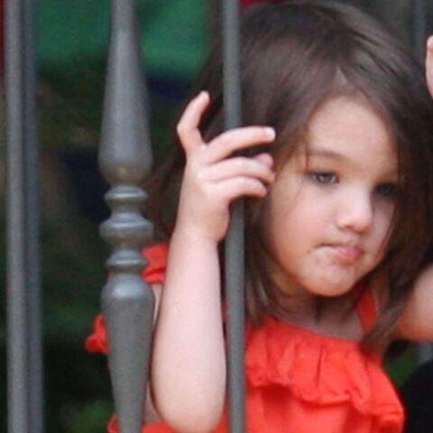 Suri Cruise: une enfant pas comme les autres