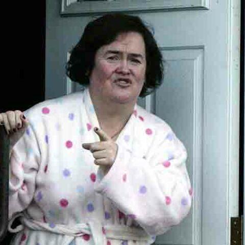 Susan Boyle: blessée par Lou Reed!