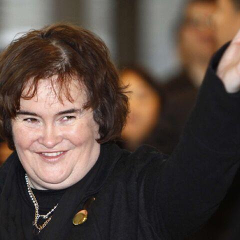Susan Boyle, une dame de cantine toute trouvée!