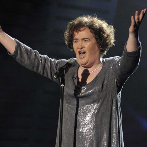 Susan Boyle vaut 8 millions d'euros