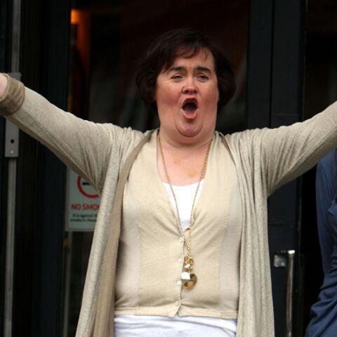 Susan Boyle, diva dans l'âme