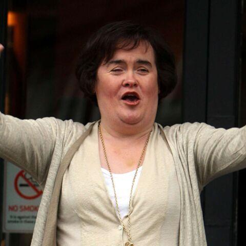 Susan Boyle retrouve la scène