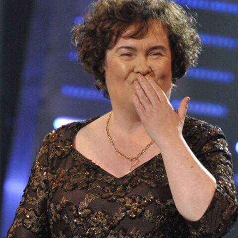 Susan Boyle fait (encore) des ravages sur le Web