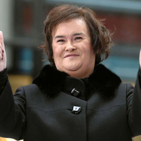 Susan Boyle: le rap lui fait les yeux doux