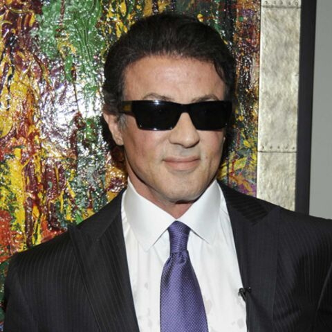 Sylvester Stallone voit sa vie en peinture