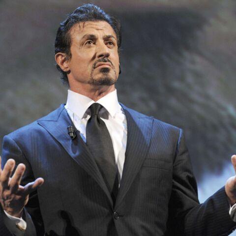 Sylvester Stallone laisse une note balèze au Brésil!