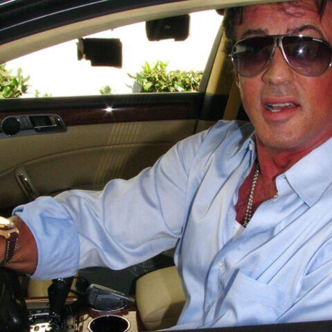 VIDEO- Sylvester Stallone retrouve sa voiture