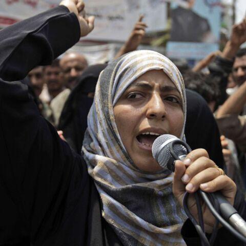 Tawakkol Karman, récompensée pour son désir de liberté