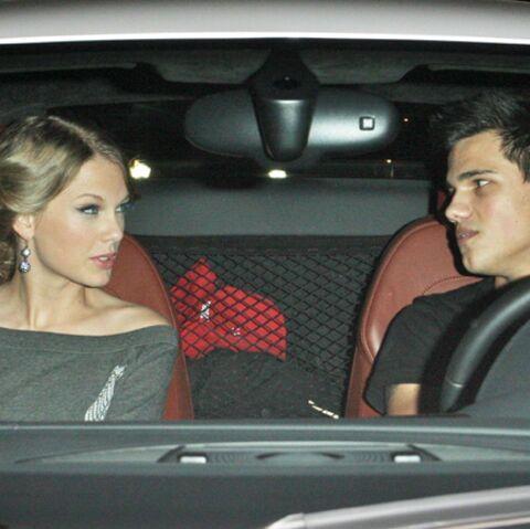 Taylor Swift et Taylor Lautner: coeurs brisés ou comm' réussie?