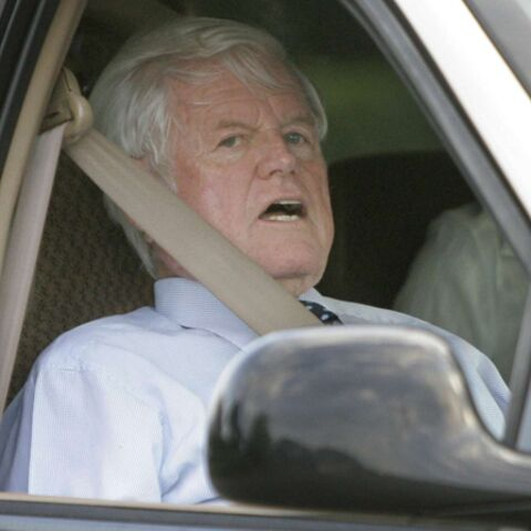 Ted Kennedy, hanté toute sa vie par la culpabilité