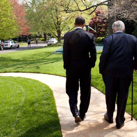 Barack Obama et Ted Kennedy: l'histoire d'une amitié plus que politique