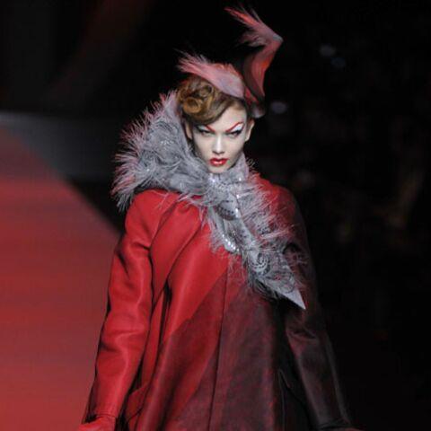Défilés Haute couture- Le printemps-été 2011 de Dior