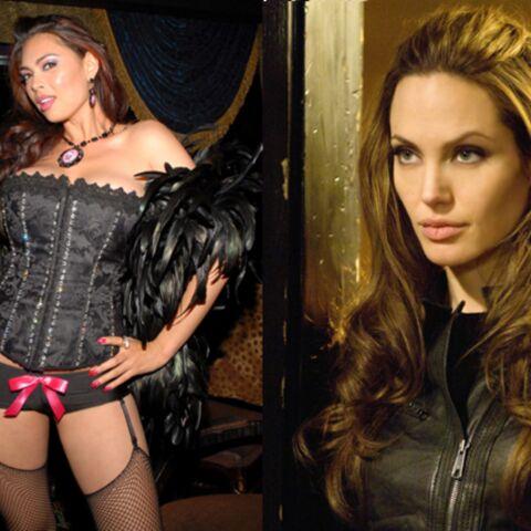 Angelina Jolie demande conseil à une actrice porno