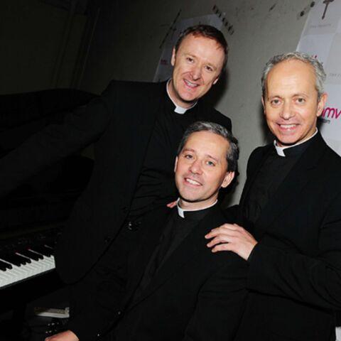 Un boys-band de prêtres? Alléluia!
