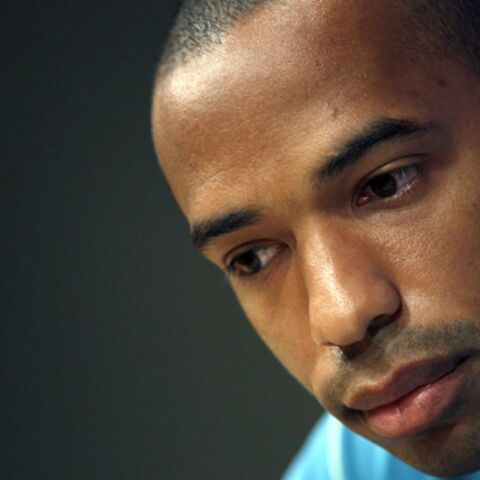 Thierry Henry craque