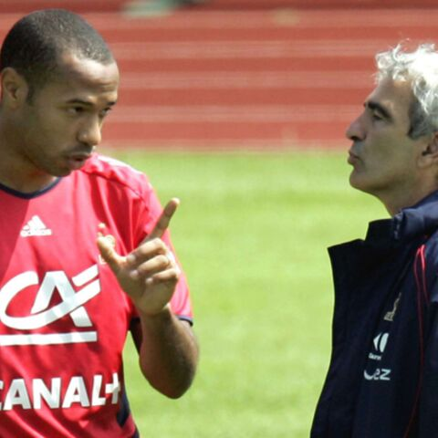 Football: Henry/Domenech, rien ne va plus