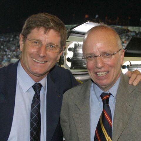 Thierry Roland et Jean-Michel Larqué refont équipe ensemble