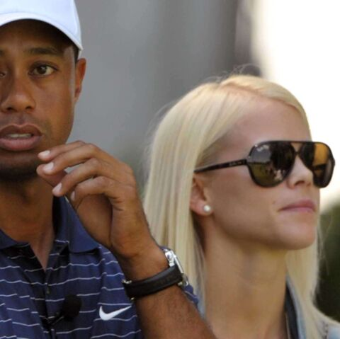 Tiger Woods, confus