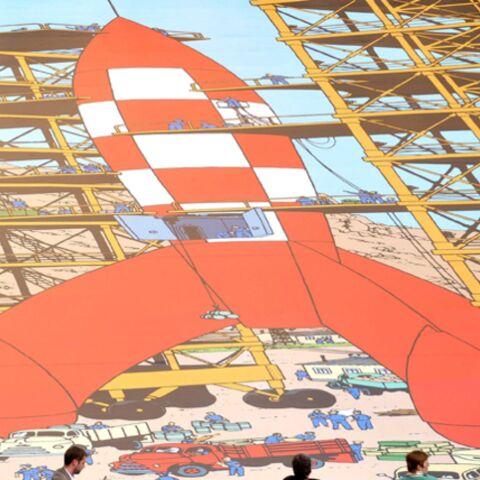 La vente aux enchères consacrée à Tintin atteint des sommets