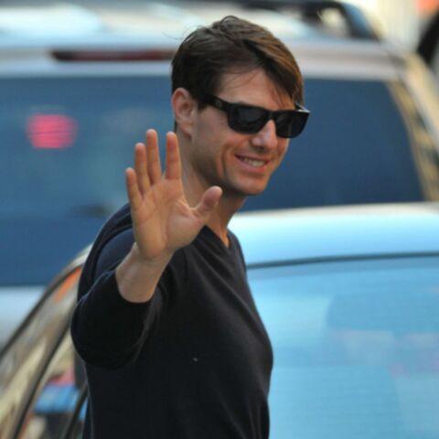 Tom Cruise: non, il n'est pas mort!