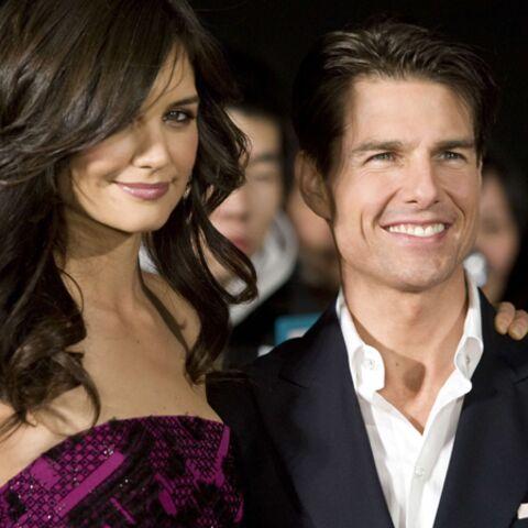 Katie Holmes aimerait plus «d'intimité» avec Tom Cruise