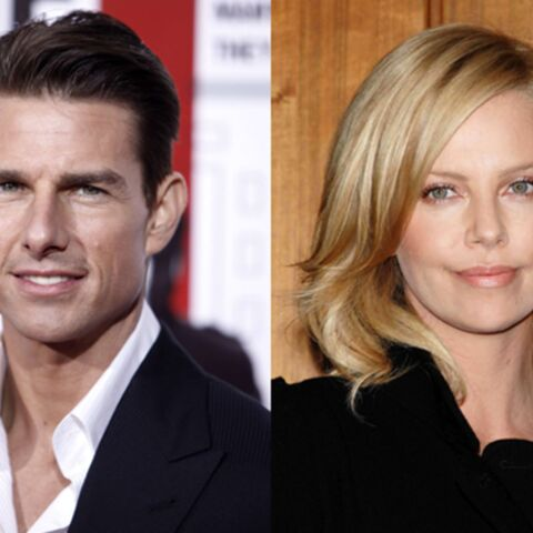 Tom Cruise et Charlize Theron dans le remake d'Anthony Zimmer