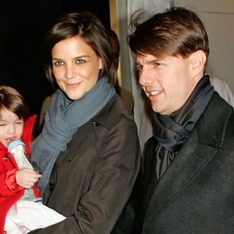 Katie Holmes, Tom et Suri Cruise : quelle famille formidable!
