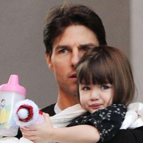 Tom Cruise mise gros sur Suri
