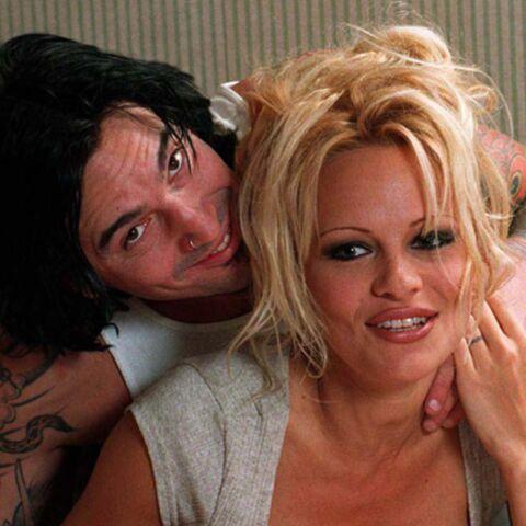 Pamela Anderson et Tommy Lee, pas tout à fait ensemble