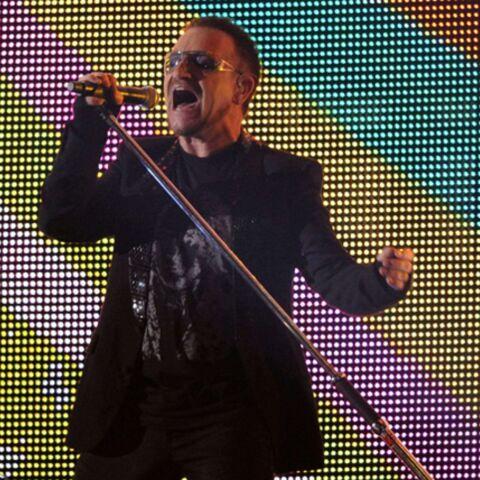 Vidéo: le nouveau clip psychédélique de U2