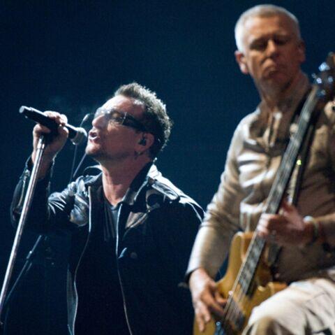 U2 chante Happy Birthday pour Nelson Mandela