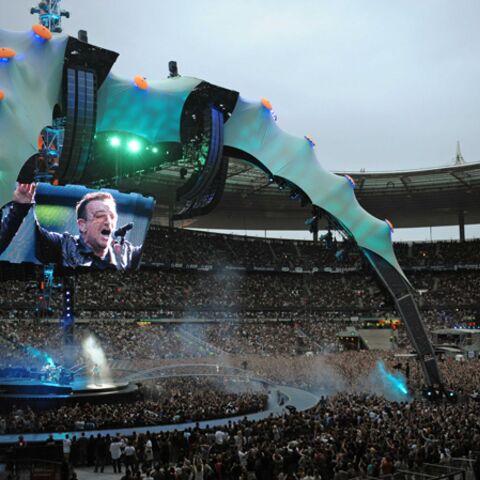 U2: leur show colossal au Stade de France