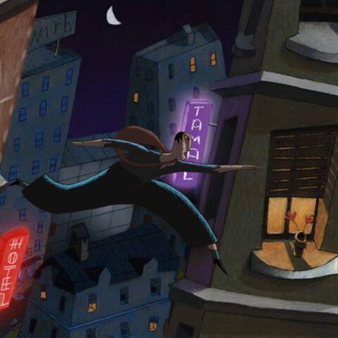 Une Vie de Chat: jazz & polar réinventent le dessin animé
