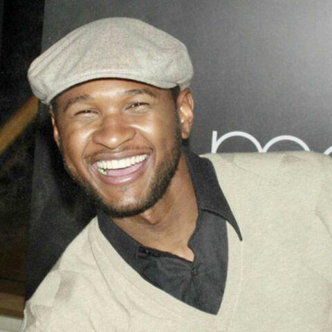 Usher: réservé aux filles