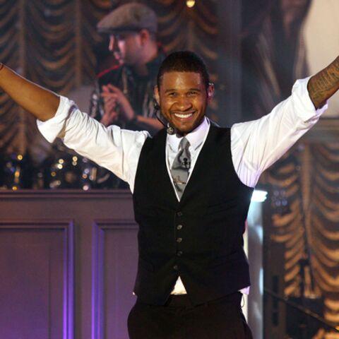 Usher, au top dans les charts américains