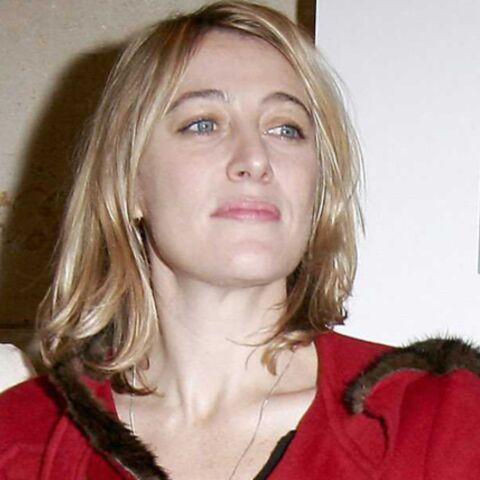 Valeria Bruni-Tedeschi soutient Marina Petrella