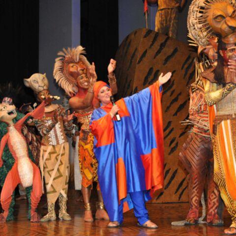 Le Roi Lion accueille Valérie Damidot