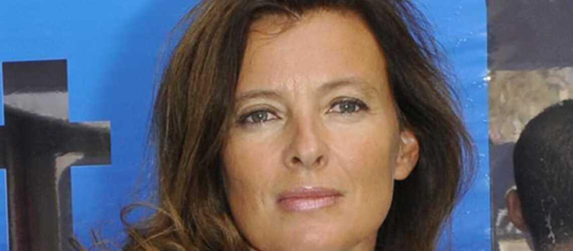 Valérie Trierweiler, la compagne de François Hollande se confie