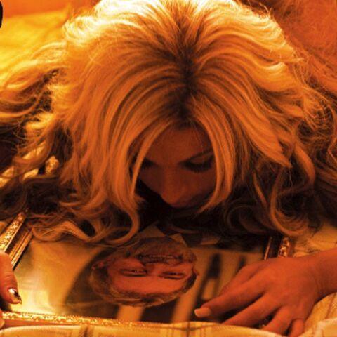 Photos- Valesca pose nue avec Lula dans Playboy!