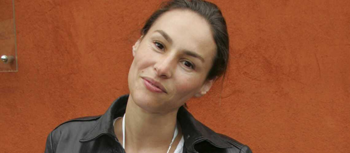 Vanessa Demouy est enceinte