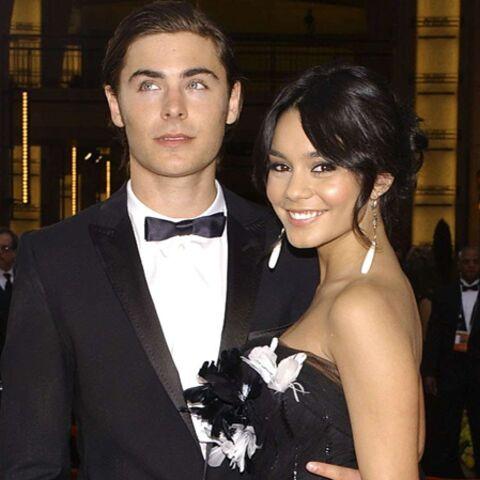 Zac Efron et Vanessa Hudgens ne se marient pas…encore