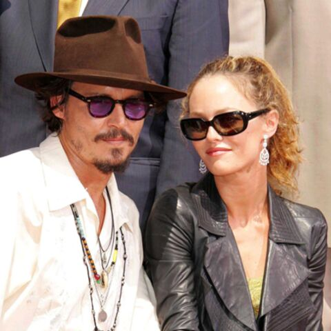 Johnny Depp et Vanessa Paradis se marient en France et en avril