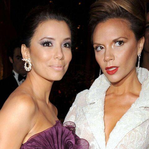 Regardez Eva Longoria et Victoria Beckham réunies dans une pub