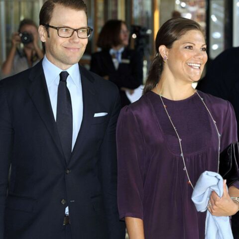Victoria de Suède, princesse moderne et femme enceinte féminine
