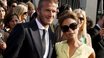 Victoria Beckham fête ses dix ans de mariage